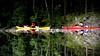 The Mirror Paradox (qoala89) Tags: reflection lake kayaking upside down sports olympus omd em5
