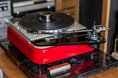 Thorens TD 124 Vintage Turntable Project With SME 3012R Tonearm And Denon 103R Cartridge (AudioClassic) Tags: analogueaudio audio audiophile cartridge denon103r gramophone headshell hificlassic hifistereo sme sme3012r swiss thorens thorenstd124 tonearm turntable vintagehifi