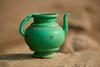 с1_20170106-DSC_1265 (Mivr) Tags: india jug pitcher green traditional rural handicraft village