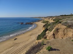 Crystal Cove State Park (Jasperdo) Tags: crystalcovestatepark crystalcove statepark california orangecounty view viewpoint landscape scenery pacificocean beach