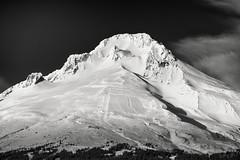 Mt. Hood Portrait (Joshua Johnston Photography) Tags: mthood mthoodnationalforest oregon pacificnorthwest pnw winter snow ice landscapephotography joshuajohnston sonya7ii