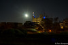 Rochester Castle Super Moon (daveseargeant) Tags: castle rochester medway leica x typ 113 super moon