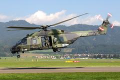 NHIndustries NH90 TTH 78+11 (MichaelHind) Tags: aviation airshow airpower16 airpower 2016 austria austrianairforce zeltweg styria helicopter german heer bundesheer army heeresflieger nh90 armyheeresflieger transporthubschrauberregiment 30 thr30 niederstetten ab