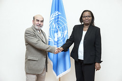12151b0002 (FAO News) Tags: highlevelvisit directorgeneral italy europe rome