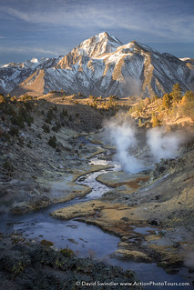 Hot Springs in the Sierras