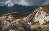 On Mount Bicco (Michele Belleggia) Tags: landscape nature scenery italy nikon d5500 autumn rock mountain sibillini marche wild outdoor crest trekking