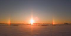 Halo-22.2.2018-klo-8.30 (Muwex) Tags: halo sunpillar lunarhalo sunhalo
