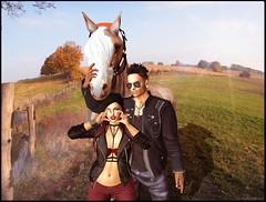 HorseyLove (Servatrix Diesel) Tags: secondlife photography art beauty girl servatrix diesel