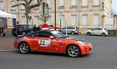 #22 Nissan 350Z1 - 02 (kinsarvik) Tags: castillonlabataille gironde bordeauxaquitaineclassic rallye rally