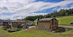 Aldea de Oural, Lourenzá (Lugo) (Miguelanxo57) Tags: aldea tradicional arquitectura lourenzá lugo galicia nwn