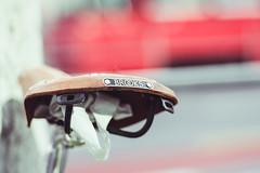Fluff on BROOKS (*Capture the Moment*) Tags: 2017 brooks bern berne bicycle bicyclesaddle bicycleseat fahrrad fotowalk mog mogprimoplan1975neo meyeroptikgörlitzprimoplan1975neo sattel schweiz sonya6300 sonyilce6300 switzerland vintage