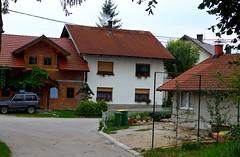Cerknica, Slovenia (ali eminov) Tags: cerknica slovenia houses