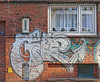 - (txmx 2) Tags: hamburg altona graffiti kot window brick