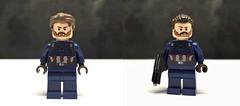 Captain America - Question (LJH91) Tags: avengers infinitiway captainamereca lego lego76101 minifigure marvel legohero