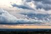 Skyline, Milano (Obliot) Tags: brianza landscape sunset obliot profilo montevecchia 2016 clouds milano grattacieli tramonto citylife città silouette lombardia cielo nuvole skyline giallo portanuova italia it
