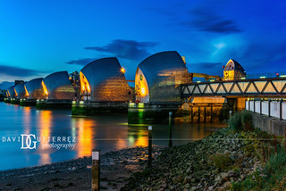 Synchronous - Thames Barrier, London, UK