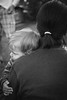 Mothers Arms (SawardPhotography) Tags: blackwhite black white czech mother sleepy baby boy parent love shoulder cuddle hug hold