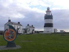 17 01 20 Hook Peninsula Wexford (20) (pghcork) Tags: hookhead hookpeninsula hookheadlighthouse hook wexford lighthouse coast sea waves ireland