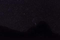 Stars Over Yosemite Valley III (rschnaible (Not posting but enjoying your posts)) Tags: yosemitenationalpark yosemiten california us usa west western sierra nevada mountains outdoor stars night photography low light