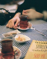 (rumeysa kalender) Tags: tea istanbul filmphoto colorfilm ishootfilm filmisnotdead analogphoto analogfilm analogcolor analogue