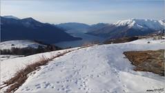 Sopra Alpe Zocca (mame1964) Tags: valtellina lago como sorico gera lario corvegia sasso canale zocca scialpinismo neve alpe gigiai