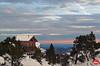 Mountain refuge (YellowSingle 单黄) Tags: mountain refuge pierre saint martin pyrénées range sunset leica