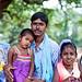 Village Family portrait