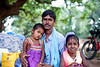 Village Family portrait (Nithi clicks) Tags: tribal indian asia asian asians babies baby boy boys brother brothers child children families family father fathers female india indians kid kids lady mom mother mothers poor poverty sibling siblings teenager teenagers woman