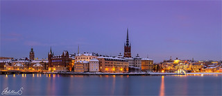 Stockholm Winter blues, Sweden