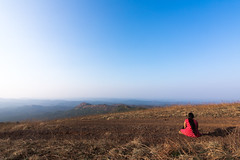 Soltitude (Karunyaraj) Tags: kodachadri kodachadritrek shivamogga shimoga karnataka hills westernghats naturalheritagesite mountain sunset soltitude red nikond610 d610 tokina1735 tokina tokinalens