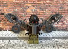 The Vulture (ColbyBricks) Tags: colby custom bricks lego toy minifigure super villian vulture marvel