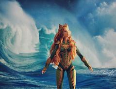 Mera: queen of Atlantis (saratiz) Tags: mera dccomics barbie redhead atlantis comics justiceleague sea water