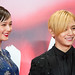 """Yamada Ryosuke & Honda Tsubasa from """"FULLMETAL ALCHEMIST"""" at Opening Ceremony of the Tokyo International Film Festival 2017"""