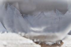 Heute ist der Tag um schöne Dinge zu sehen! (Uli He - Fotofee) Tags: morgenspaziergang ulrike ulrikehe uli ulihe hergerthergertnikonnikon d90fotofeeeiseis und schnee kälte kalt frost frostig winter februar 2018