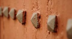 Door detail (Jordi Sureda) Tags: detail detalle door pointofview photography porta puerta red hierro jordisureda minimal