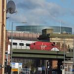 New Canal Street, Digbeth - Virgin Trains Pendolino 390 020 thumbnail