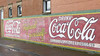 Did some say Coca-Cola? (PDX Bailey) Tags: drink coca cola cocacola sign red street sidewalk
