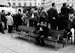 Spectacors (Kojotisko) Tags: streetphoto streetphotography brno czechrepublic czechia