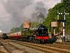 bewdley (midcheshireman) Tags: steam train locomotive railway royalscot 46100 bewdley severnvalley severnvalleyrailway