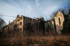 """Album """"Chez les Maristes"""" (steflgs) Tags: ruines patrimoine abandon"""