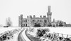 Winter Snowstorm (Fergal Gleeson) Tags: landscape nature snow snowstorm ice snowflakes road covered castle old ruin winter carlow ireland outdoors photography ngc