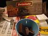 Delaviuda chocolate (Paul_ (shin.ogata)) Tags: チョコレート chocolate 伊豆屋 izuya 荏原町 ebaramachi