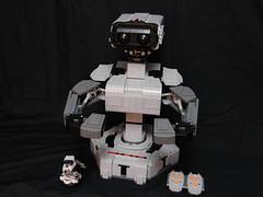 R.O.B. (Jason Corlett) Tags: lego robot rob nintendo nes