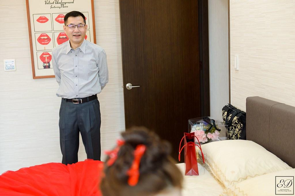 [高雄婚攝] 子彥&倩穎 婚禮紀錄|台鋁晶綺盛宴珍珠廳