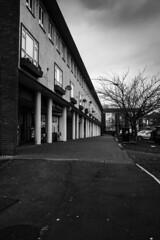 Gaer Shops (--Kei--) Tags: nikon d810 3570 3570mm f28 afnikkor nikkor blackwhite blackandwhite bw monochrome mono