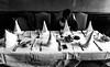 Time Table (lothar1908) Tags: guidocaprini guido tavola tavolo table lunch dinner supper towels bw boy phone glas bicchieri tovaglia bianco biancoenero poltrone sedie tovaglioli contrasto pane bread posate white pranzo ristorante canoneos5dmarkiii ef2470mmf28liiusm