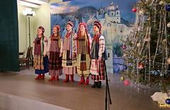 42. Фестиваль колядок в актовом зале 12.01.2018