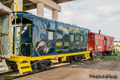 M&B 106 | SOU X397 | Caboose | Meridian, Mississippi (M.J. Scanlon) Tags: business caboose canon capture cargo commerce depot digital eos engine freight haul horsepower locomotive logistics mb mb106 mjscanlon mjscanlonphotography merchandise meridian meridianbigbee meridianunionstation mississippi mojo move mover moving outdoor outdoors photo photograph photographer photography picture rail railfan railfanning railroad railway sou soux397 scanlon sky southernrailway steelwheels super track train trains transport transportation tree unionstation wow x397
