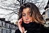My beautiful María (esmusein) Tags: portrait beautiful friend maría street photo london 2018 short hair call wavy uk saturdays
