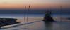 Morning fantasy (MaiGoede) Tags: meer ammeer seascape nordsee nordseeküste northsea niedersachsen fedderwardersiel küste coast golden beforesunrise landschaft landscape ghostboat geisterboot nikon